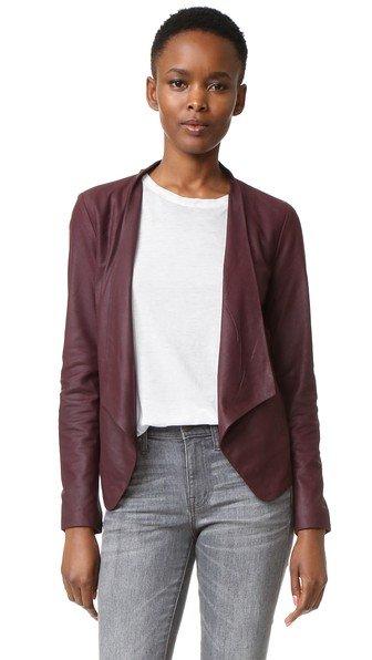 Wyden Leather Jacket