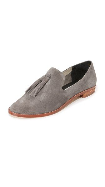 Emerson Tassel Loafers