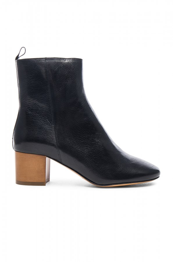 Deyis Leather baby Jane Boot