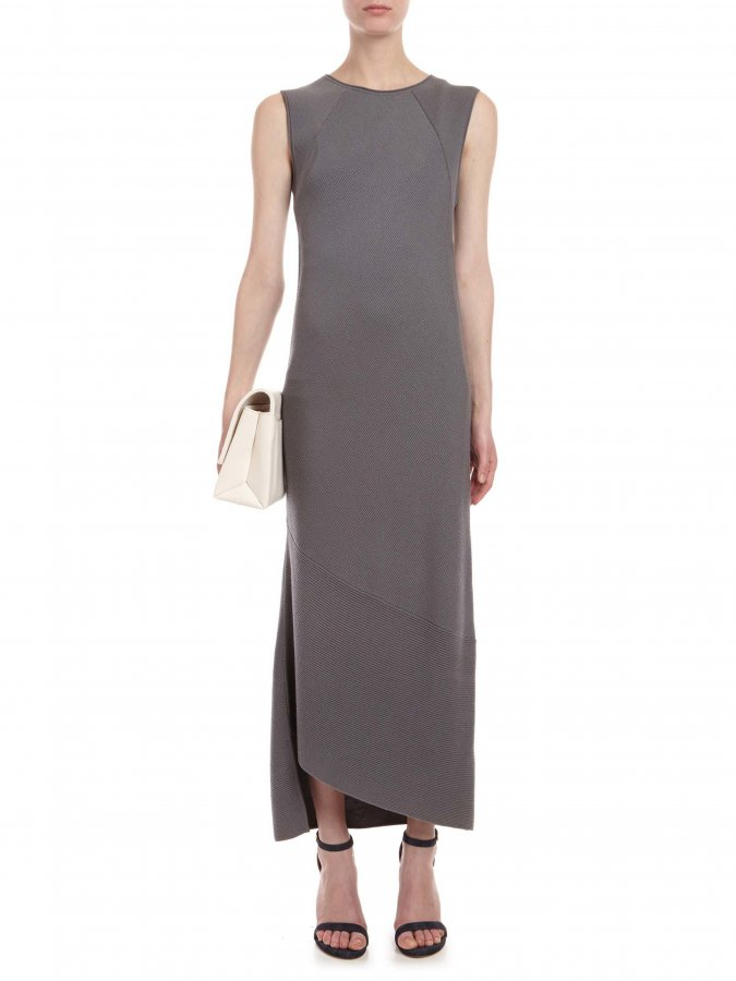 Merino Midi Dress