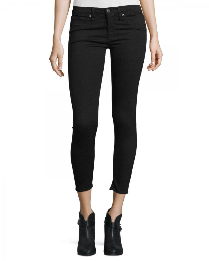 Nero Capri Denim Jeans