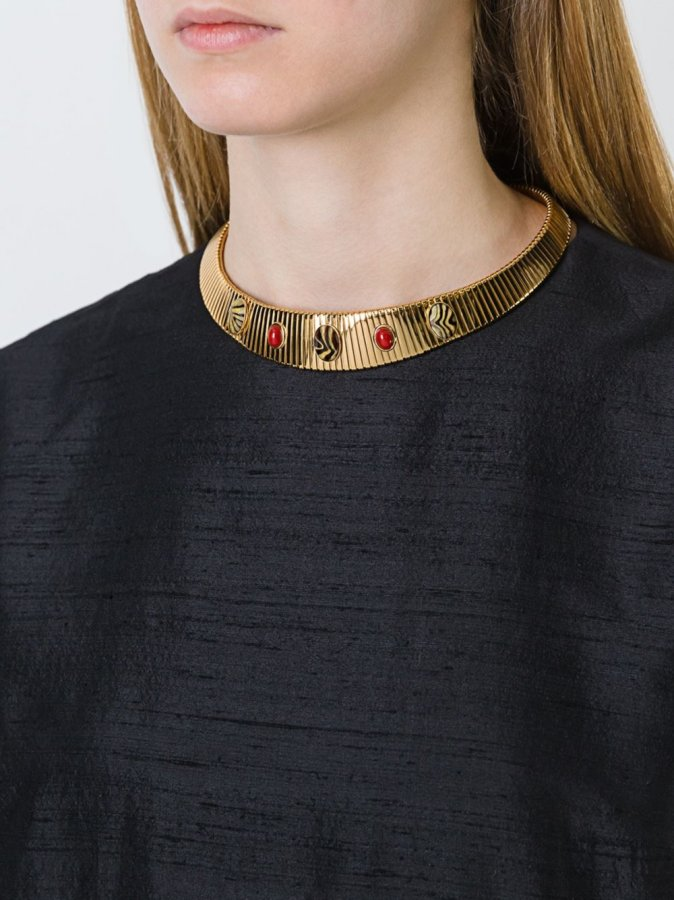 Gas Bijou \'Strada\' necklace