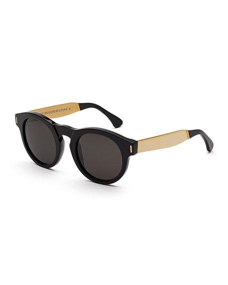 Boy Round Sunglasses