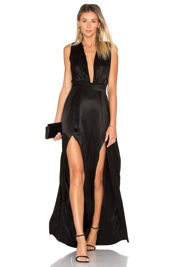x REVOLVE Naomi Gown