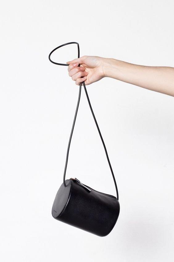 Cylinder Sling Bag