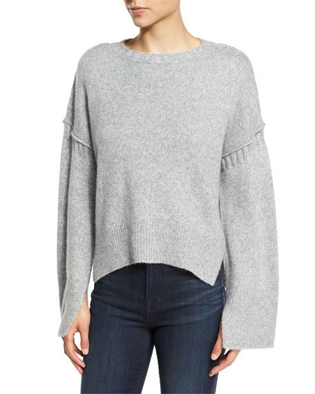 Harris Oversized Wool-Blend Sweater