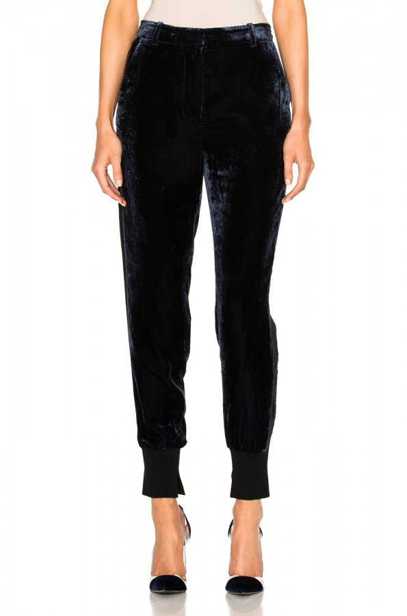Jogger Pants in Sapphire