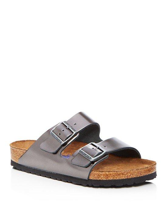 Arizona Metallic Sandals