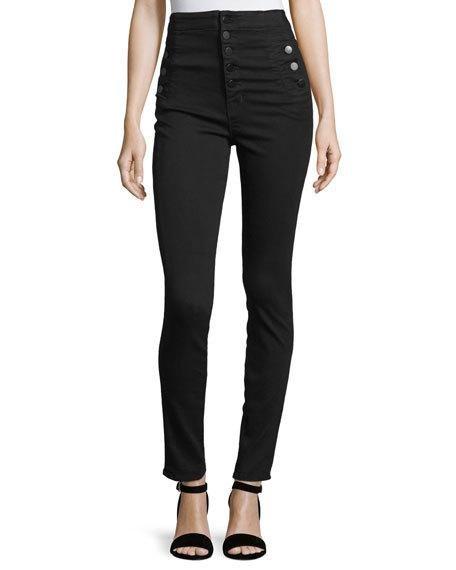 Natasha High-Waist Skinny Jeans