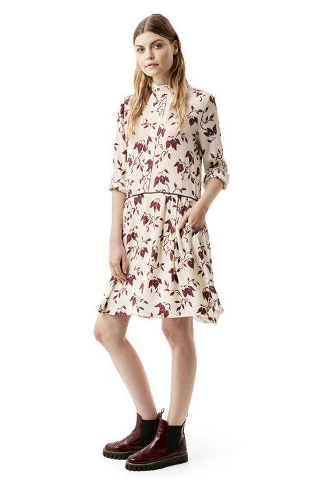 Maxwell Crepe Dress
