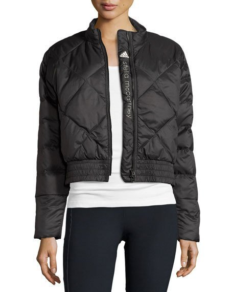 Essentials Quilted Jacket