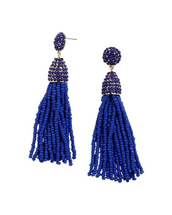 Pinata Tassel Drop Earrings