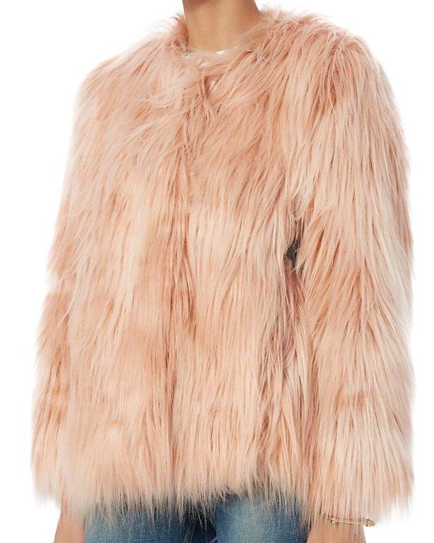 Suxie Faux Fur Jacket