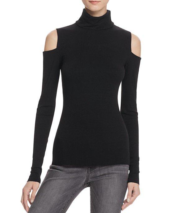 Troy Cold Shoulder Sweater