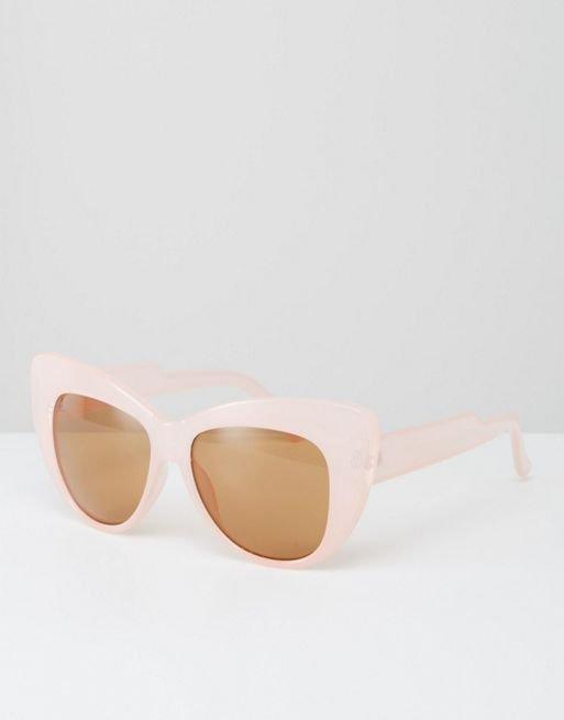 Highbrow 60s Cat Eye Sunglasses