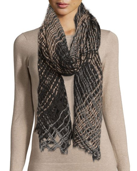 Buya Netted Scarf