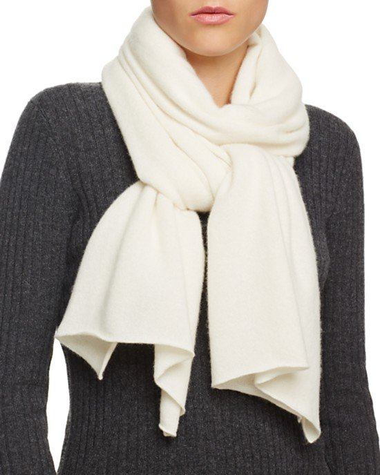 Cashmere Angelina Solid Scarf