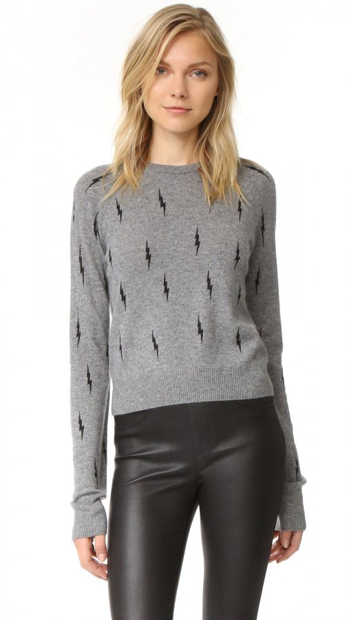 Kate Moss x Equipment Ryder Cashmere Sweater