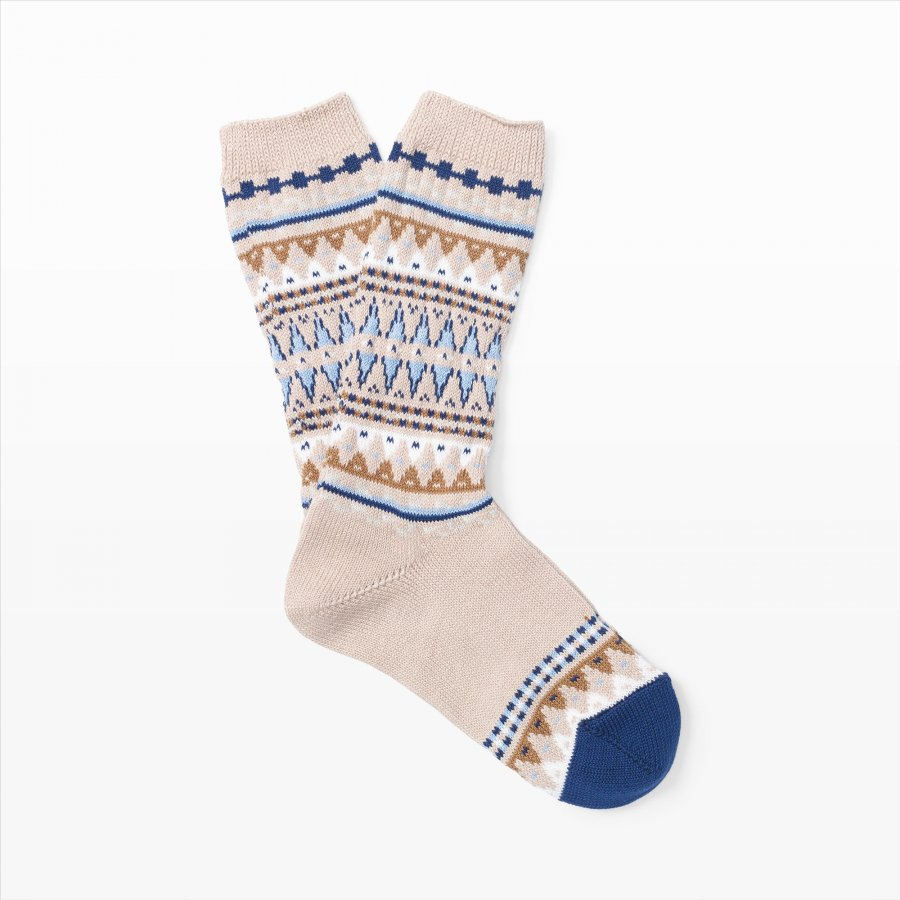 Anonymous Ism Fair Isle Sock