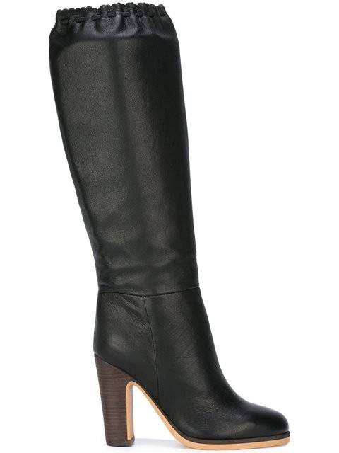 \'jane\' Knee Boots