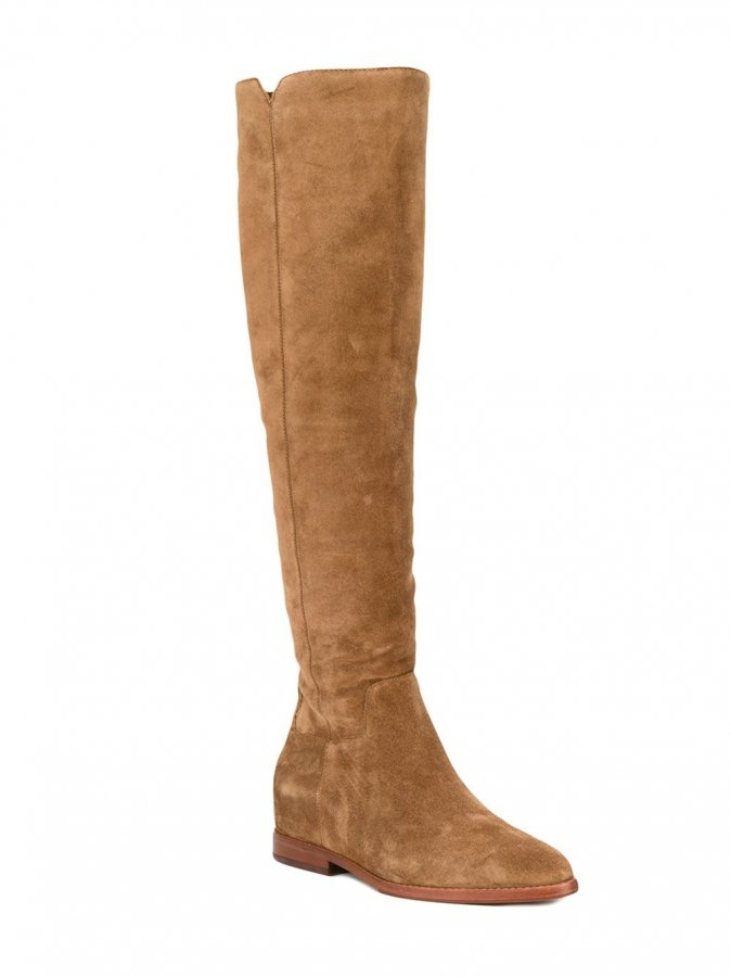 Ash Knee Length Boots