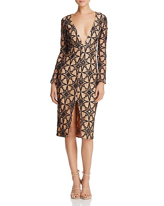 Metz Midi Dress