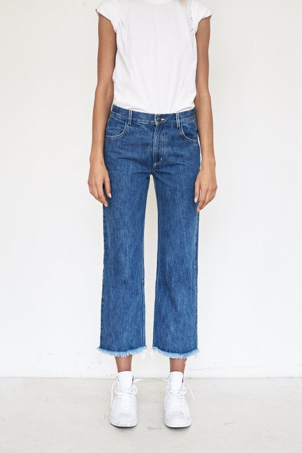 Cotton Grandpa Jeans