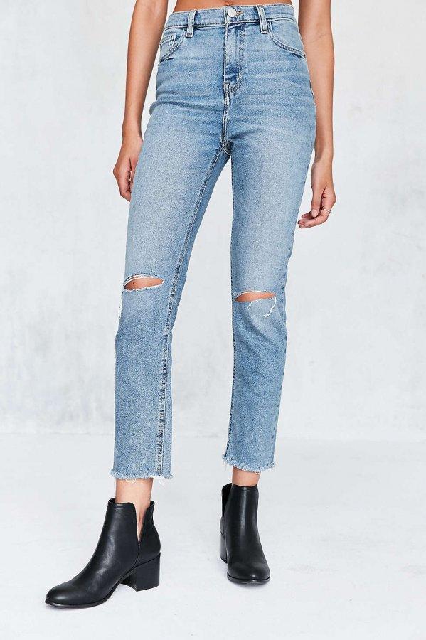 Girlfriend High-Rise Jean