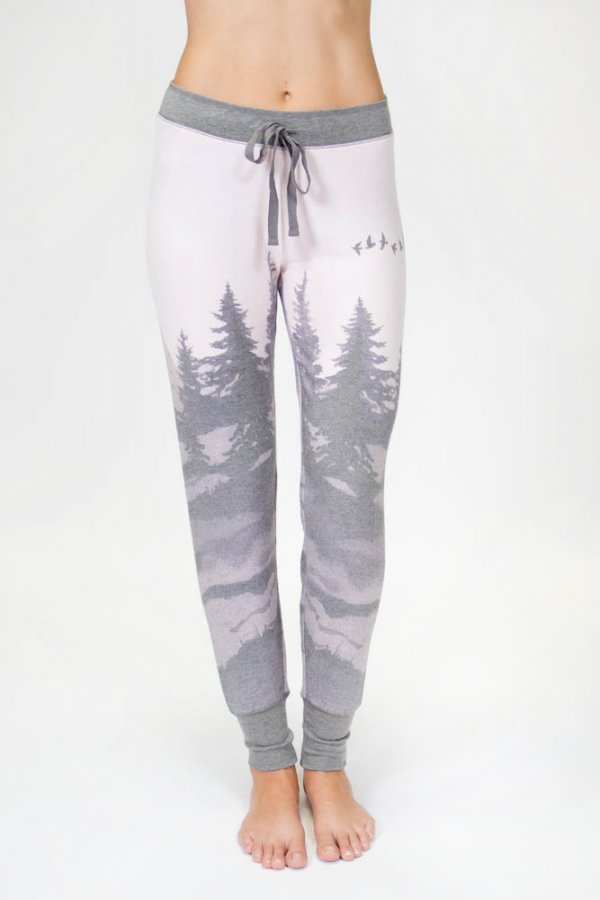 OWL ABOUT NATURE BANDED PANT