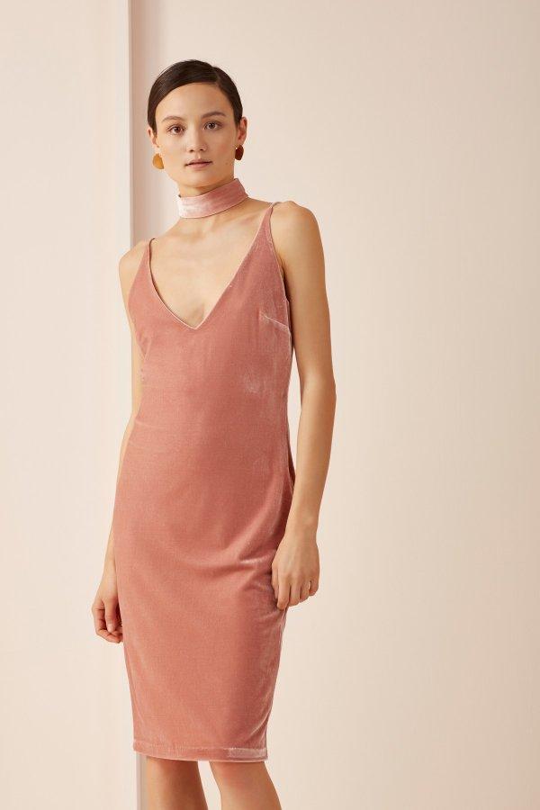 Eventually Midi Dress