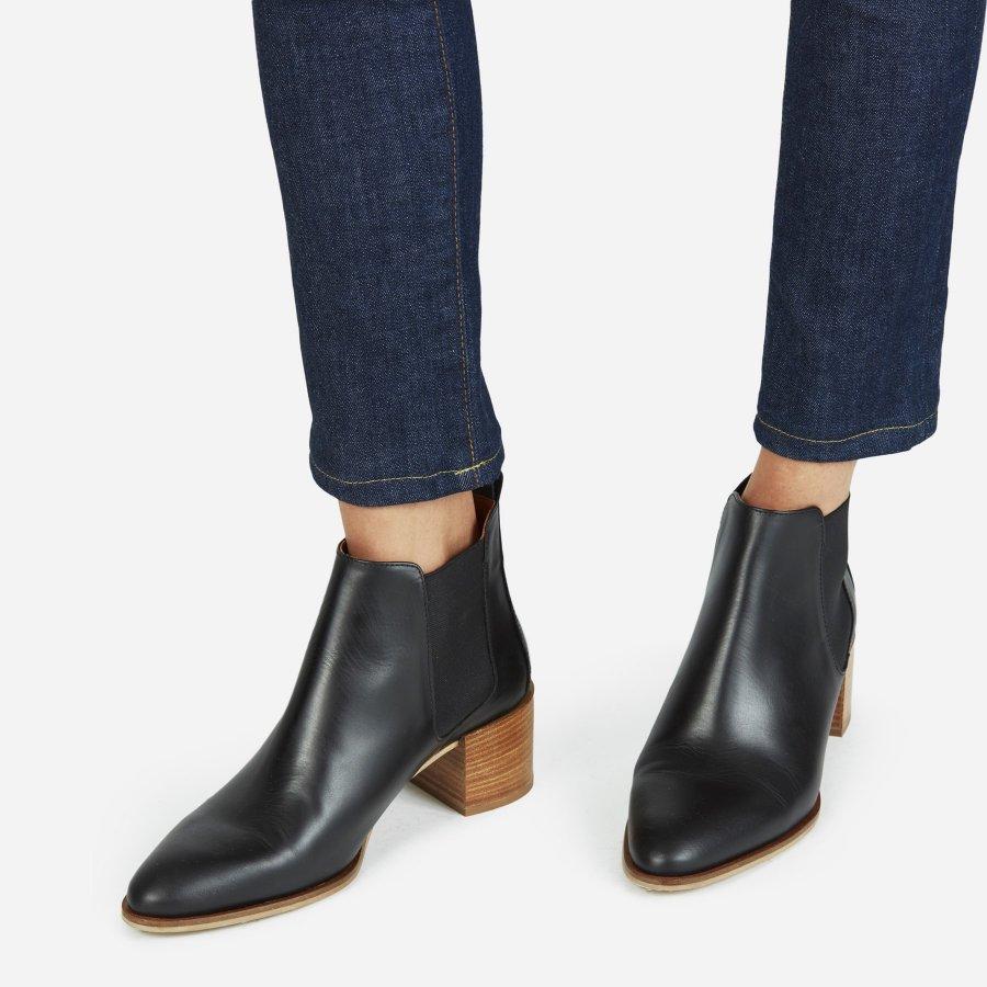 The Modern Heel Boot