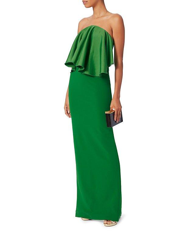 Liv Strapless Maxi Dress