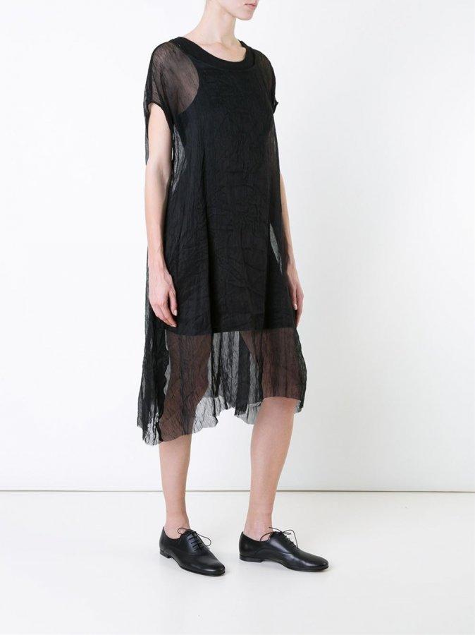 Rundholz Sheer Dress