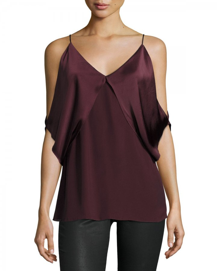 Kate Draped Camisole Top