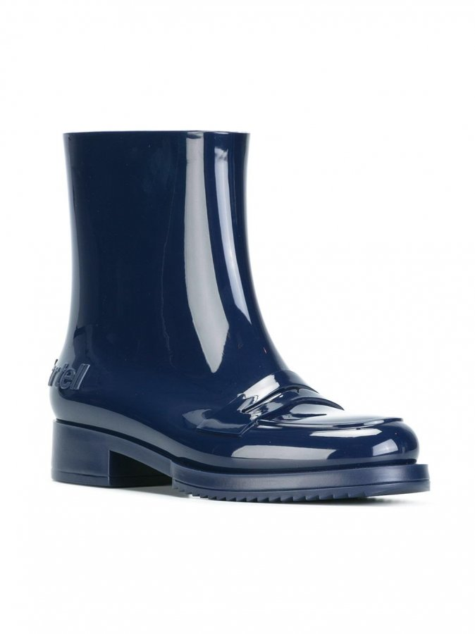 Ankle Rainboots