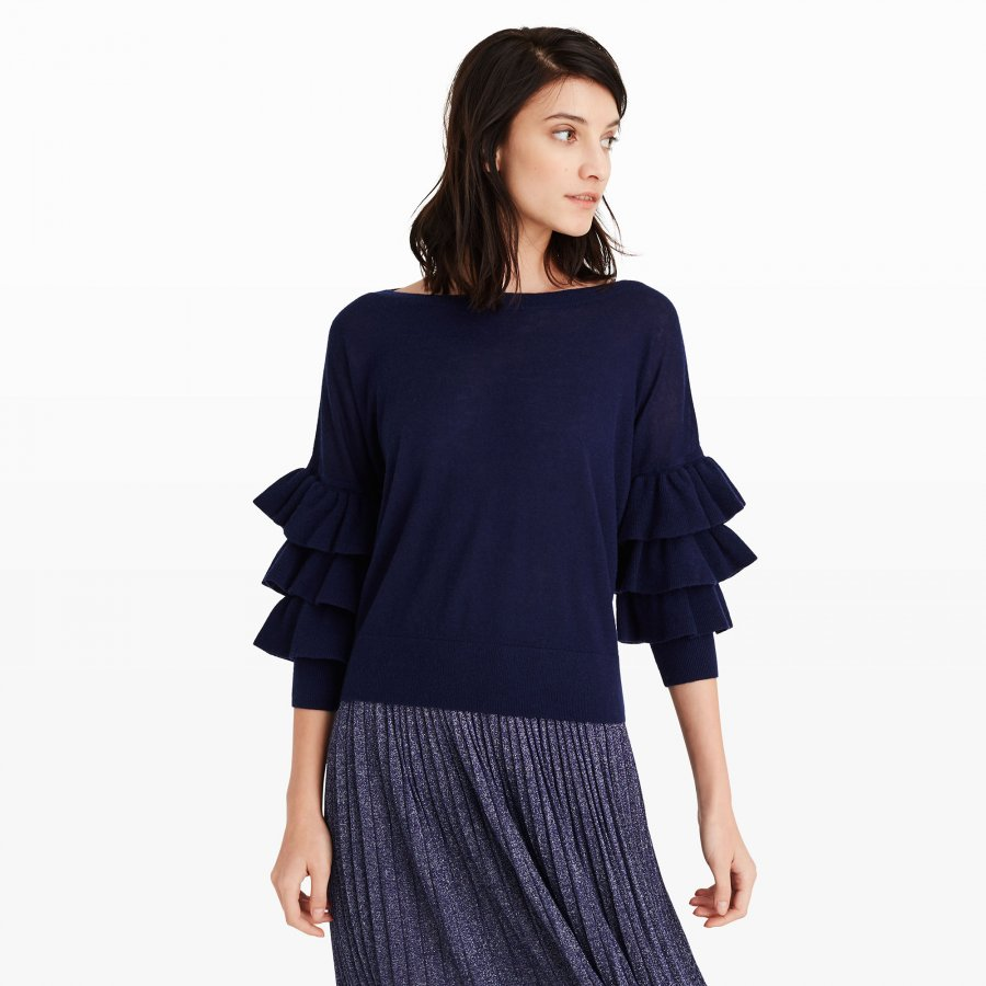 Tyrena Cashmere Sweater