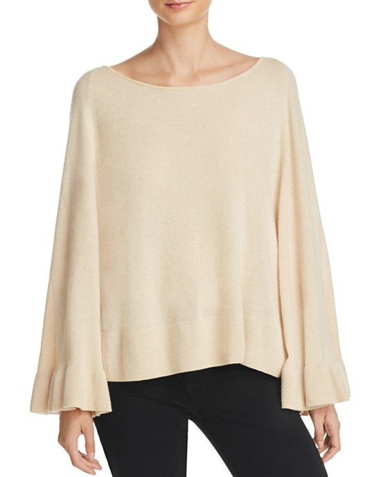 Freja Bell Sleeve Sweater