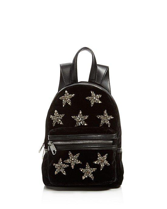Velvet Mini Backpack