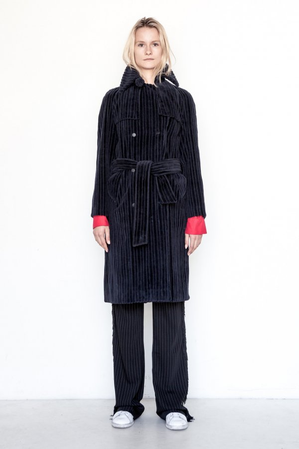 Corduroy Standard Trench
