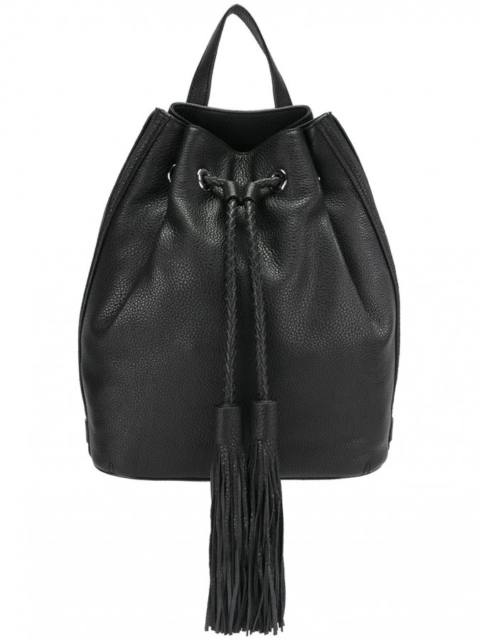 Tassel Detail Backpack