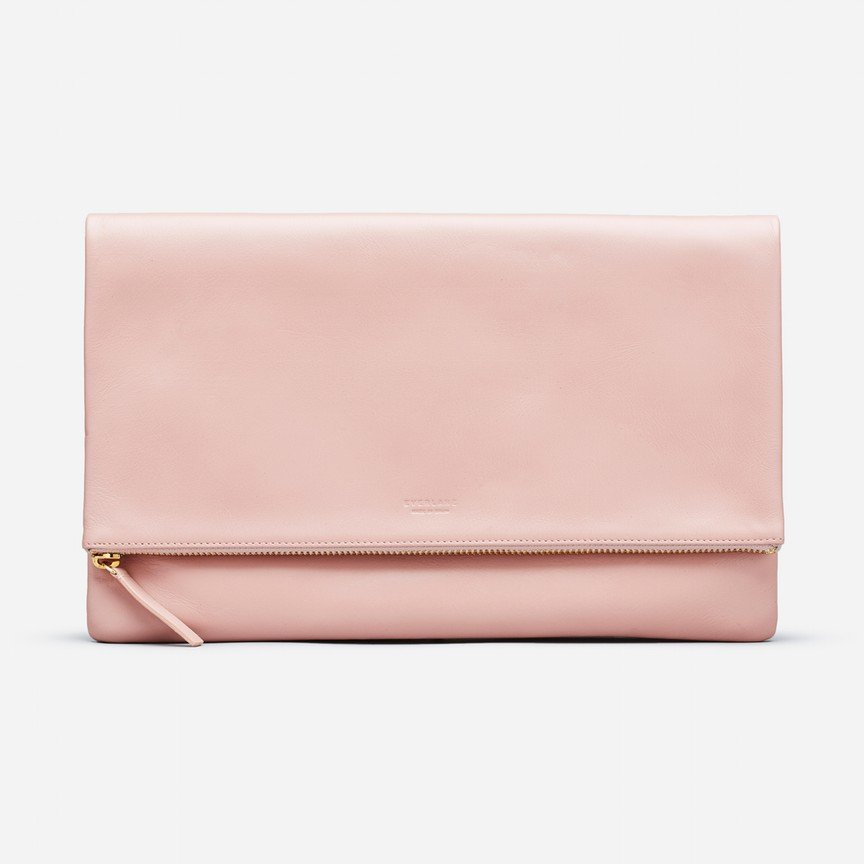 The Foldover Pouch