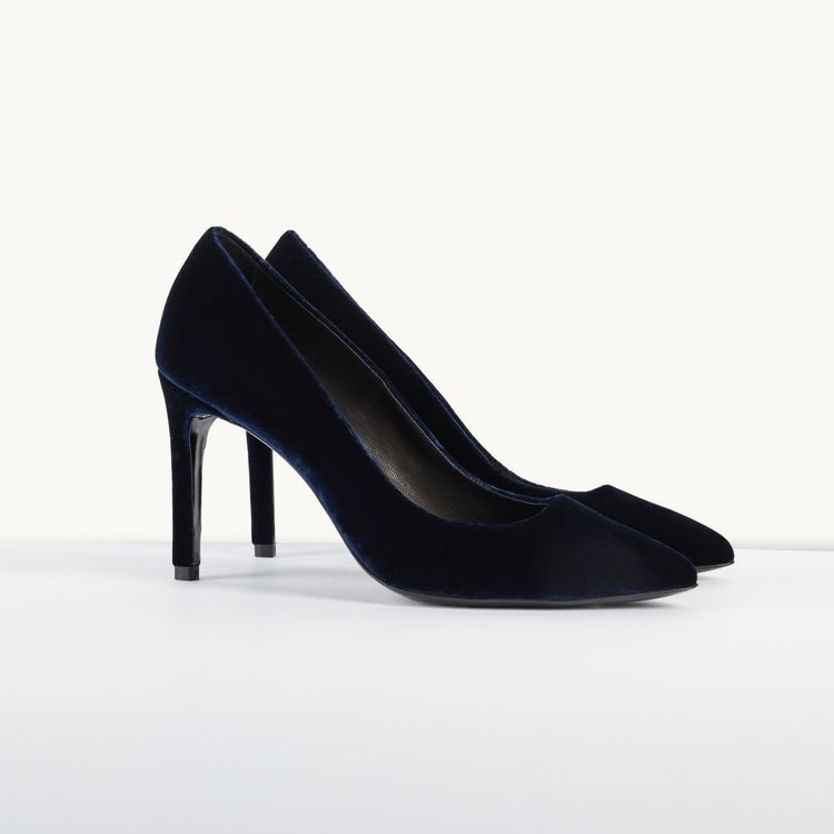 FREYI Velvet pumps