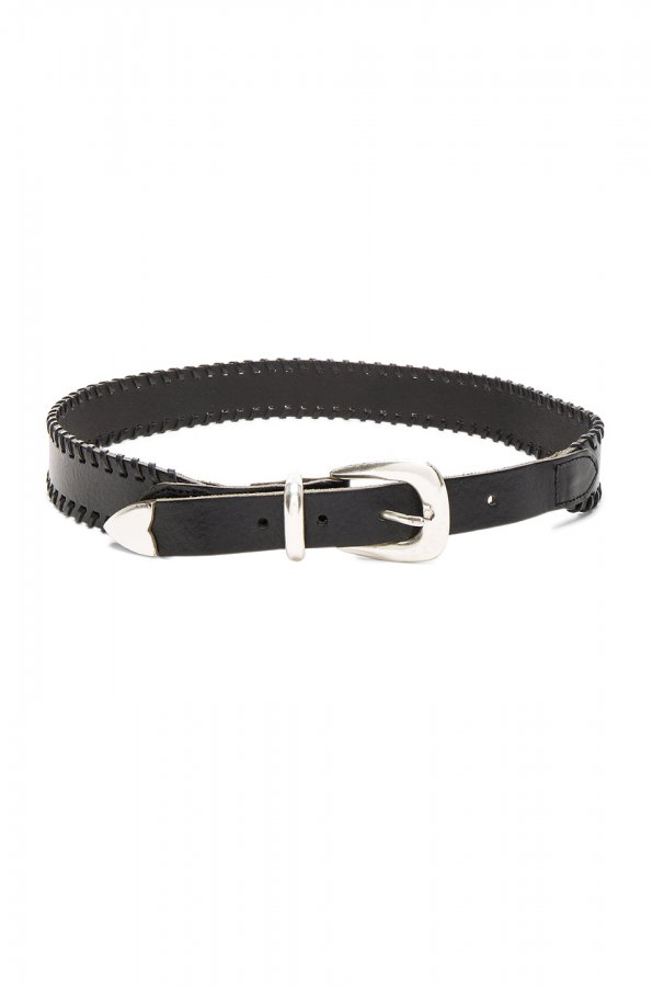 McKenzie Belt in Black