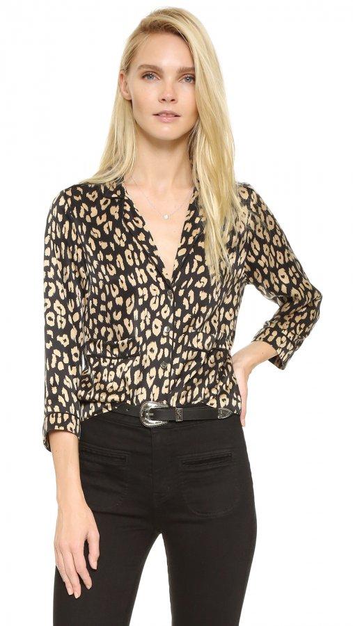 Kate Moss Lake Pajama Top