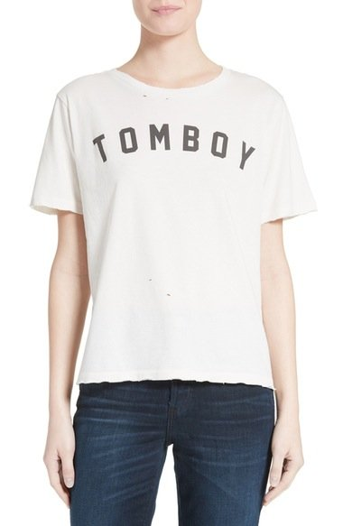 Tomboy Graphic Tee