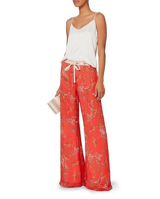 Seraphine Floral Pants