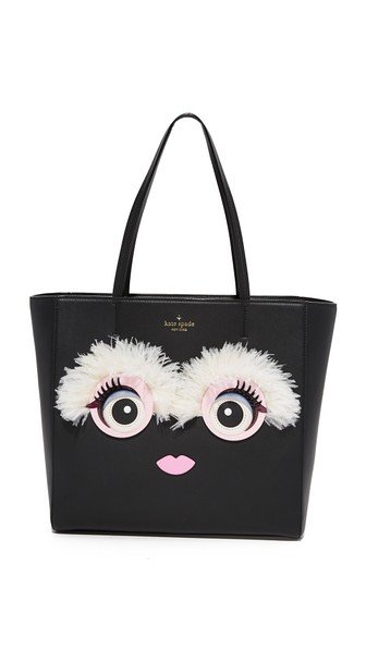 Monster Eyes Hallie Tote