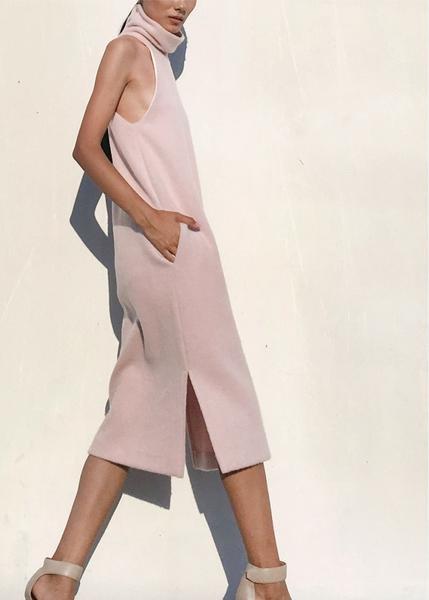 Paley Dress in Rosé