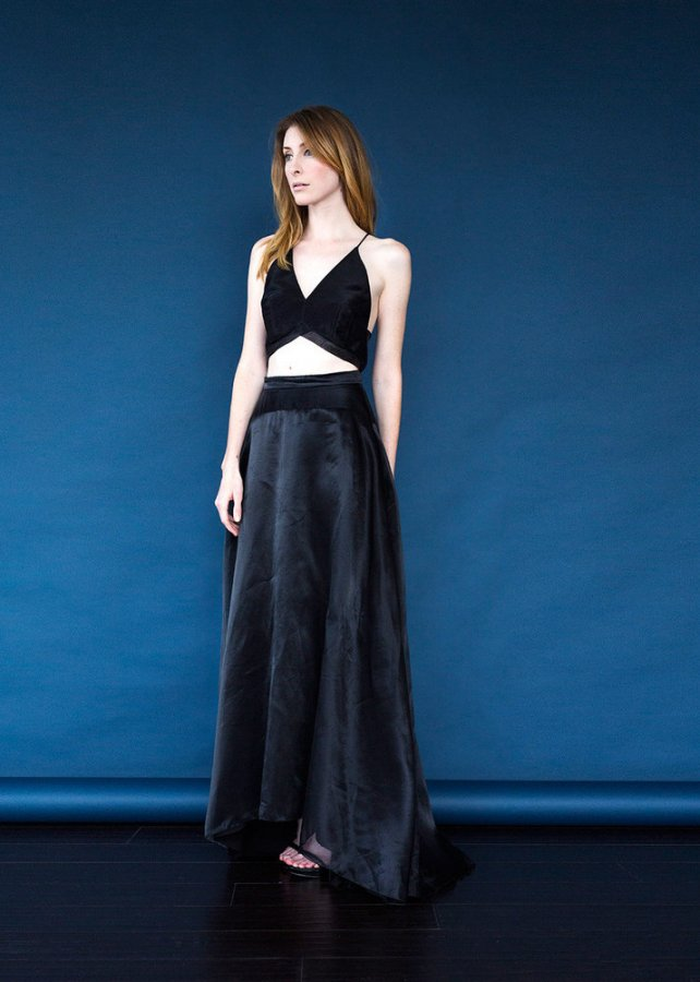 Liukin Skirt in Black