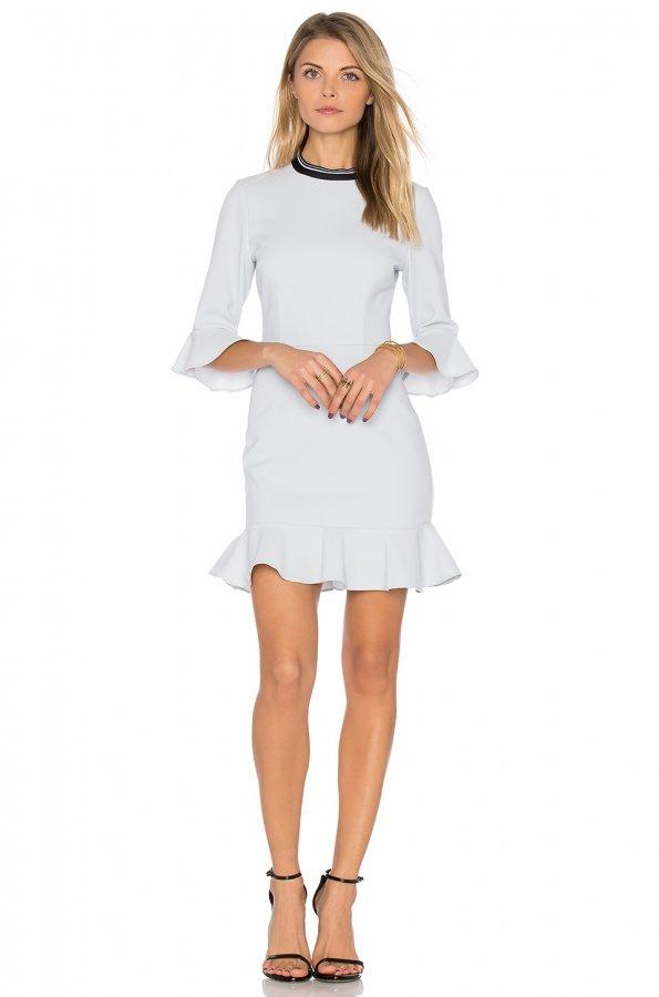 Billie Flare Mini Dress